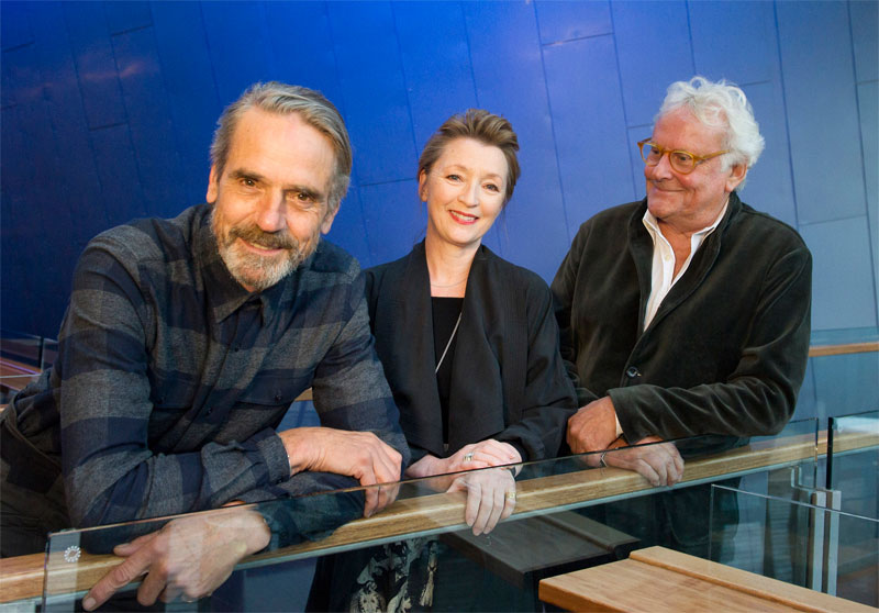 Jeremy Irons, Lesley Manville, Richard Eyre - Long Day's Journey Into Night