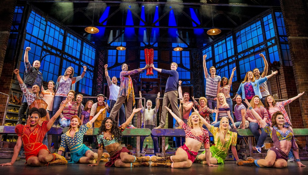 Kinky Boots. Images Matt Crocket.