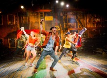 In The Heights (2014 cast). Image Robert Workman.