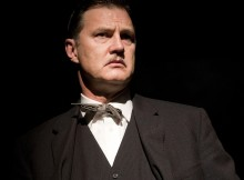 David Morrissey in Hangmen. Images Simon Annand.
