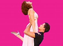 Dirty Dancing (2014-15 cast).Image Tristram Kenton.