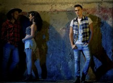 Footloose - Gareth Gates as Willard. Image Credit David Ellis (3)