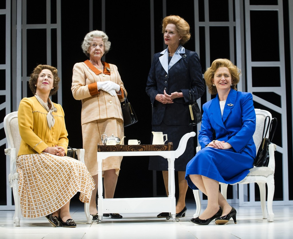Handbagged . Images Tristram Kenton.