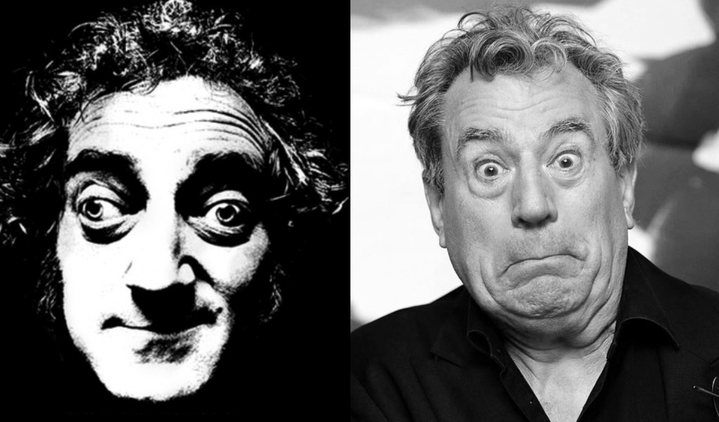 Jeepers Creepers with Marty Feldman & Terry Jones
