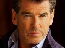 Pierce Brosnan by Greg Gorman
