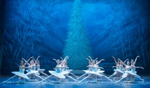 English National Ballet's dress rehearsal of the Nutcracker
