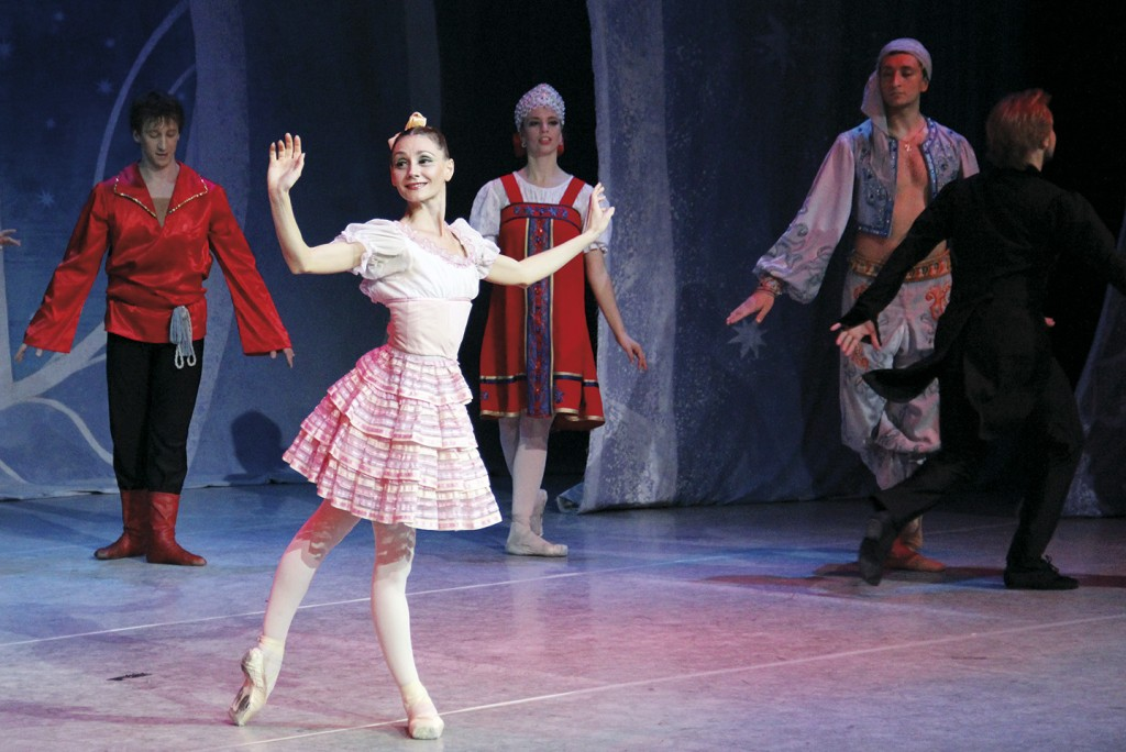 The Nutcracker, St Petersberg Ballet