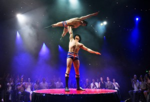 The English Gents in La Soirée. Image Prudence Upton.