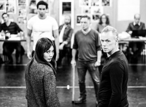 The cast in rehearsal for The Homecoming Photoraphy by Matt Humphrey.jpg