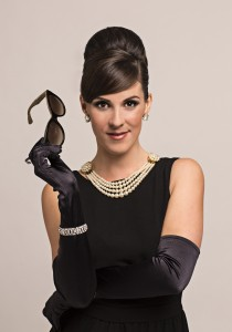 Verity Rushworth as Holly Golightly 1 credit Sean Ebsworth Barnes