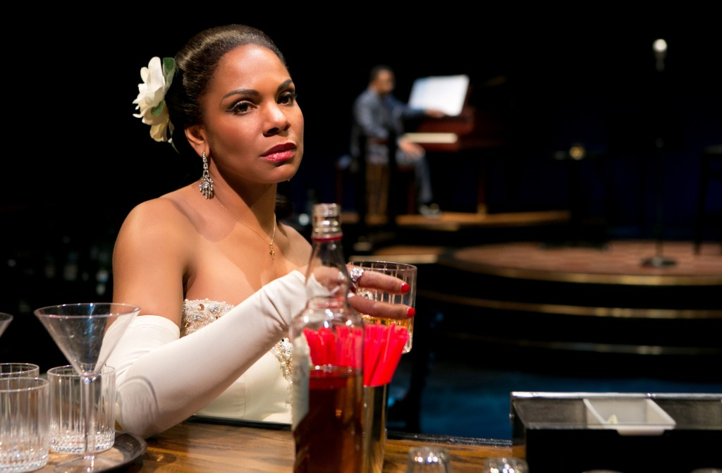 Audra McDonald in Lady Day at Emerson's Bar & Grill (Broadway production). Images Evgenia Eliseeva