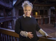 Emma Rice, artistic director The Globe.