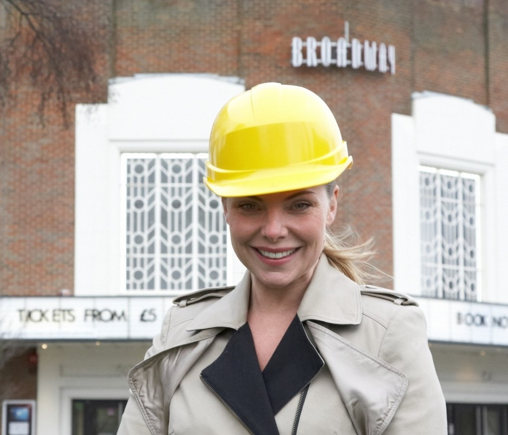 Sam Womack launches the Broadway Theatre - cGarden City Collection