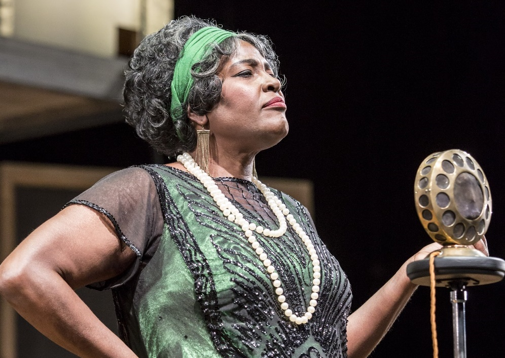 Ma Rainey's Black Bottom. Images Johan Persson.