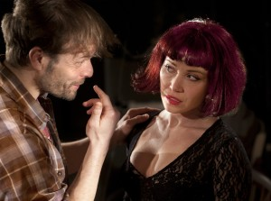BUG 8 (small) Alec Newman and Daisy Lewis Photo Simon Annand