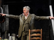 martin shaw in hobson's choice