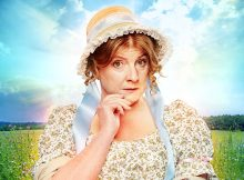 Felicity Montagu in Pride and Prejudice. Image Simon Turtle and Feast Creative.