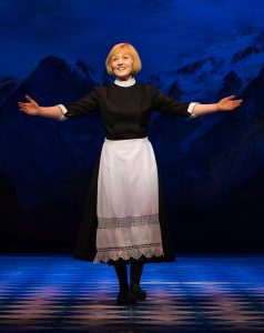 The Sound of Music UK Tour - Lucy O'Byrne as Maria - credit Mark Yeoman (2)