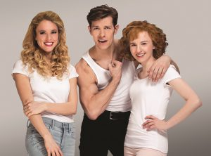 Dirty Dancing UK tour 2016 - Carlie Milner, Lewis Griffiths, Katie Hartland 2 - cMichael Wharley