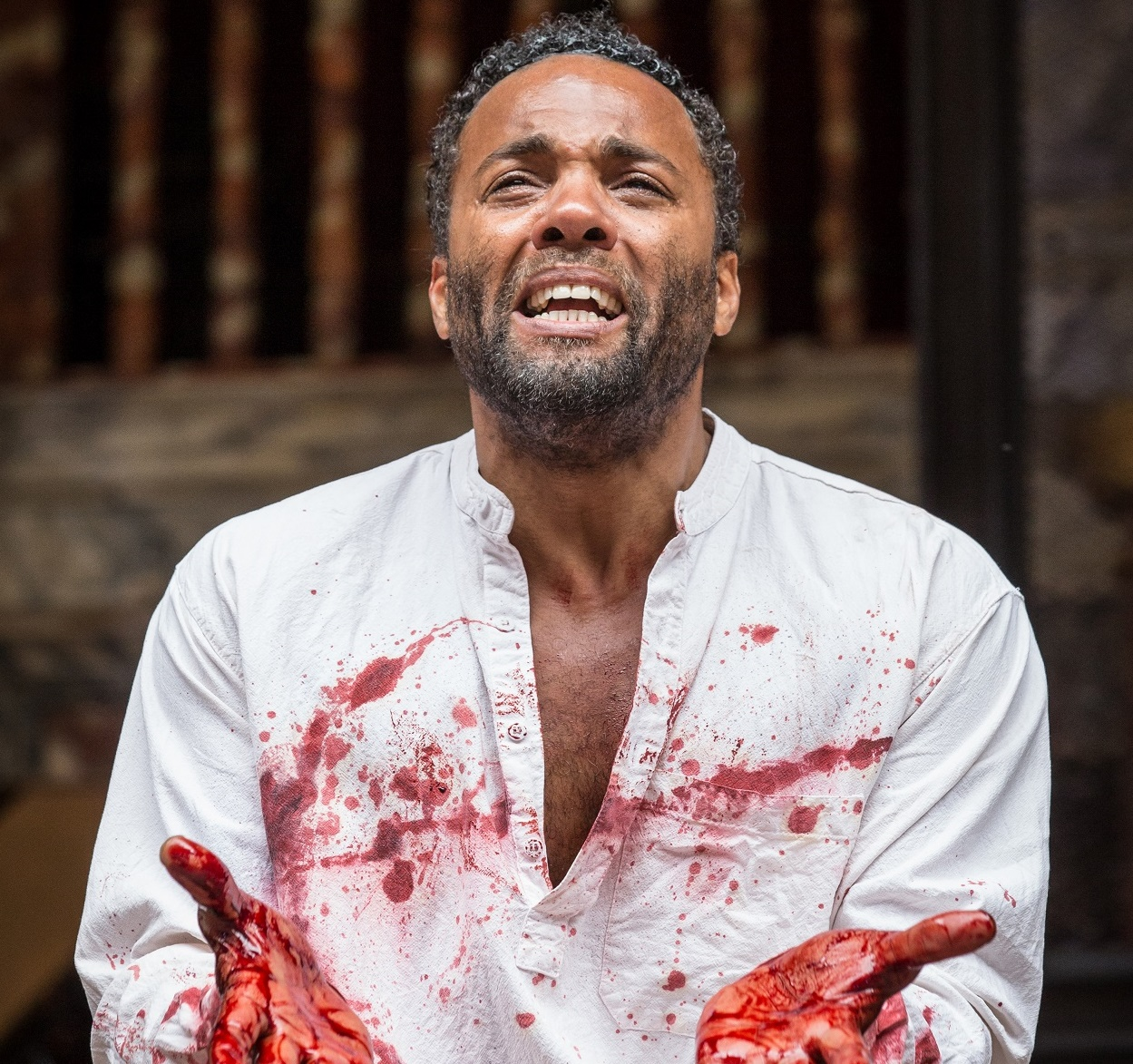 macbeth review Chicago shakespeare theater (cst) presents macbeth, adapted and directed by teller (of penn & teller) and aaron posner—the celebrated creative duo.