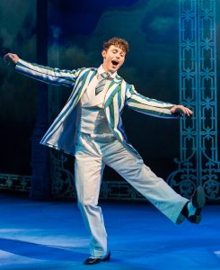 5. Charlie Stemp as Arthur Kipps in Chichester Festival Theatre's HALF A SIXPENCE. Photo by Manuel Harlan 132