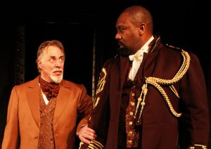 Barrie Ruter & Lenny Henry (P) nc-othello032