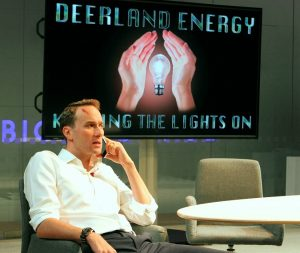 Oliver Chris in FRACKED! at Chichester Festival Theatre Photo by Catherine Ashmore_441