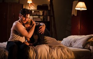 Daniel Portman and Lily Loveless in The Collector (c) Scott Rylander (4)