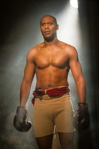 Nicholas Pinnock in The Royale (3). Photography by Helen Murray