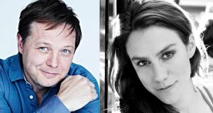 Berkoff Double Bill Shaun Dooley and Emily Bruni