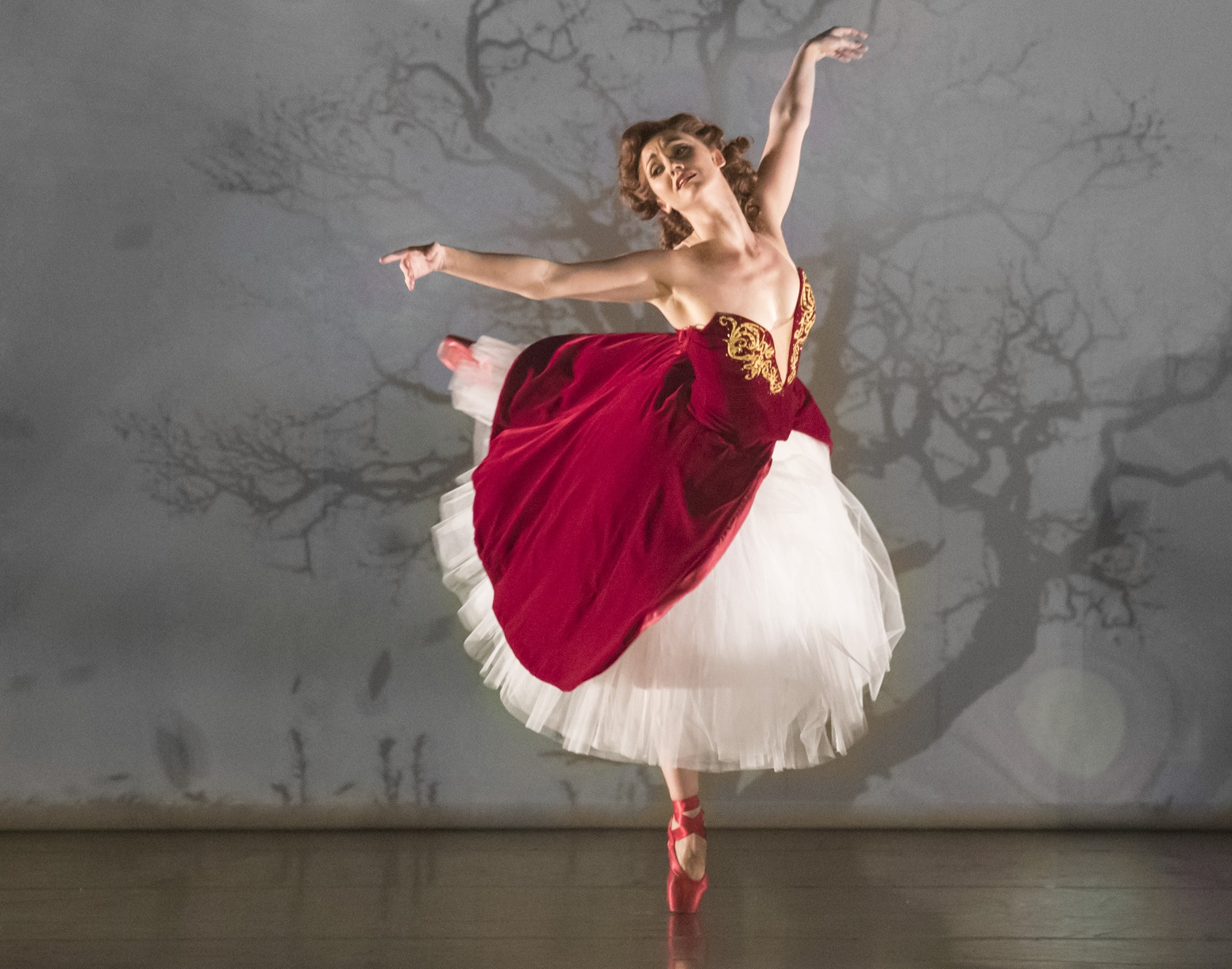Buy Tickets For The Red Shoes Milton Keynes