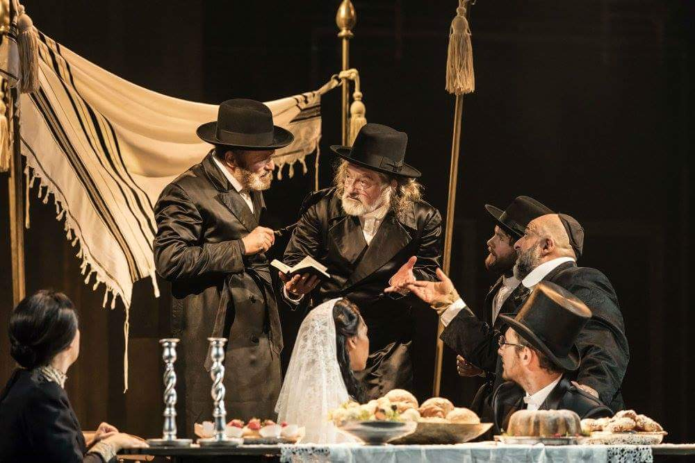 Fiddler, Written By Joseph Stein From The Sholem Aleichem Stories, Is Set  In Russia Of 1905 When Jewish Settlements Were Under Increasing Attack.