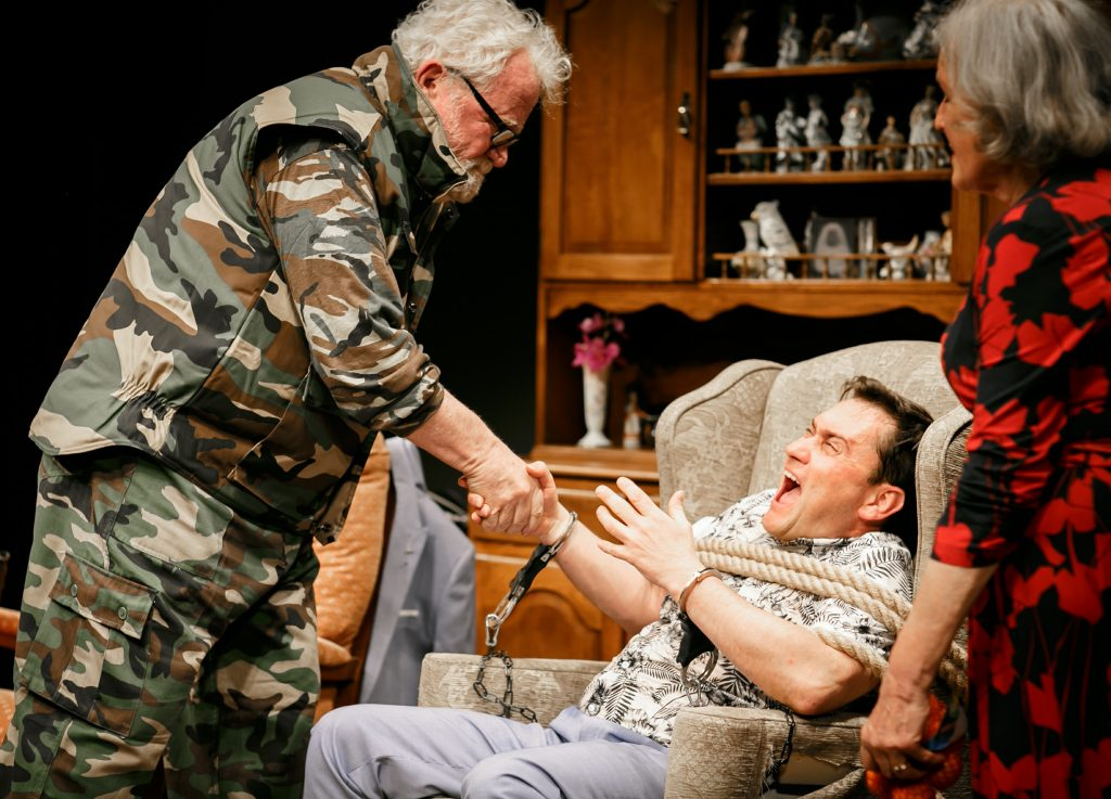 Beneath The Blue Rinse - Review   Park Theatre   Stage Review