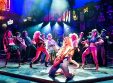 Rock of Ages The Musical. Photo by Manuel Harlan