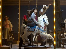 Carousel by Opera North. Images Alistair Muir