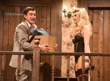 Noises Off. Images by Robert Day.